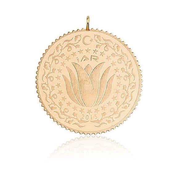 1.25 gr 22 Ayar İAR Çeyrek Altın