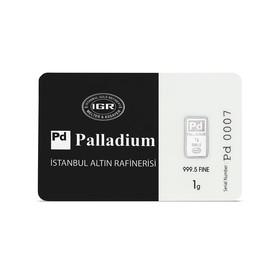 Paladyum - 1 gr. Paladyum
