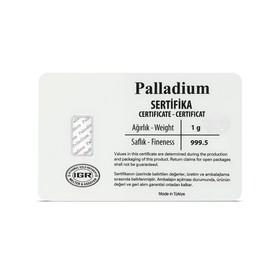 1 gr. Paladyum - Thumbnail