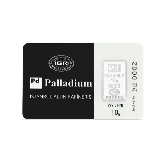 10 gr. Paladyum