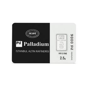 Paladyum - 2,5 gr. Paladyum