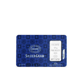 Gramgümüş - 20 gr İAR Gram Gümüş