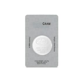 31.10 gr İAR Ons Gümüş - Thumbnail