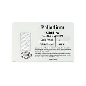 5 gr. Paladyum - Thumbnail