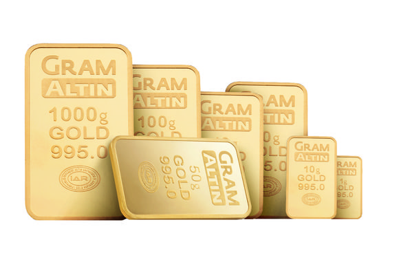 9 (8.95 HAS) Gram 24 Ayar İAR Elektronik Altın